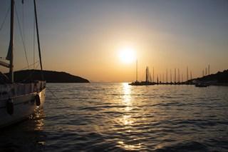sivota sunset blog lord travel