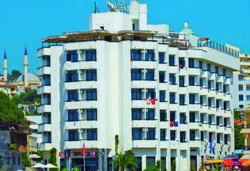 Kusadasi Leto 2020 Asena beach hotel all inclusive
