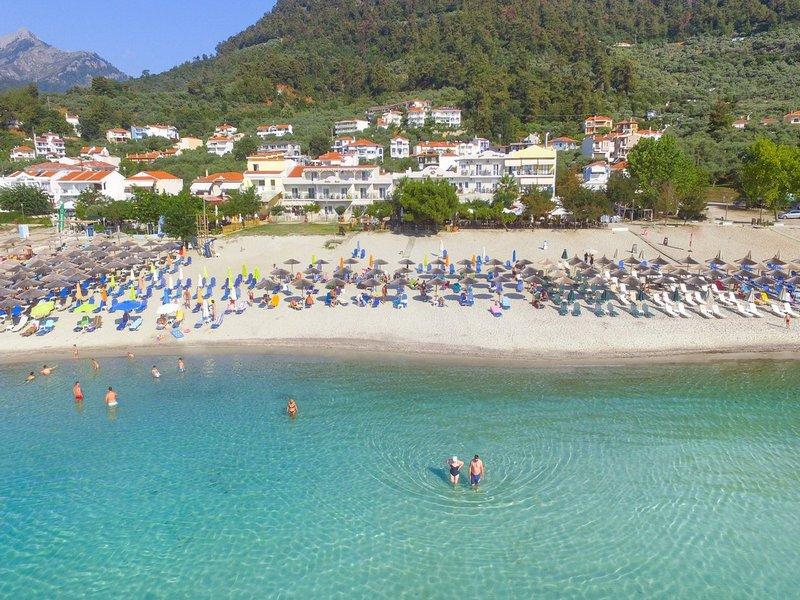 Golden beach - Tasos - Lord Travel