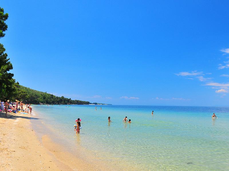Pahis plaža - Tasos - Lord Travel